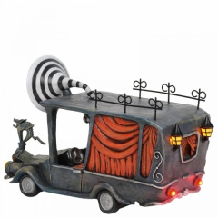 The Mayors Car (Nightmare Before Christmas) DEPARTMENT56 Figur