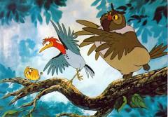 Postkarte Dinky, Boomer und Big Mama (Cap und Capper)