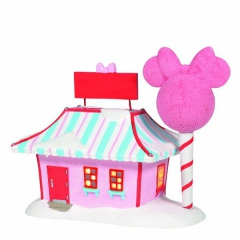 Minnie Mouses Cotton Candy Shop European Version