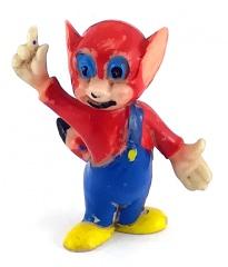 Foxi (HEIMO) Kleinfigur 4,5cm