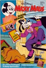 Micky Maus 25/1990 (m. Beilage / Z:1)