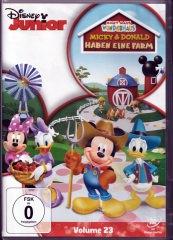 Micky Maus Wunderhaus Volume 23: Micky & Donald haben eine Farm (DVD)