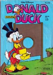 Donald Duck 219 Zweitauflage (Z:2-3)
