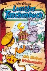 Lustiges Taschenbuch 167: Die Sieben Weltwunder (Z:1-2)