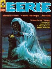 Eerie 5 (Nov. 1970) frz. Ausgabe