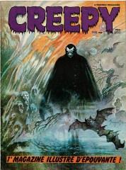 Creepy NO. 2 (1969) frz. Ausgabe