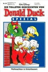 Die tollsten Geschichten von Donald Duck Spezial 30: Weihnachten in Entenhausen (Z:0-1)