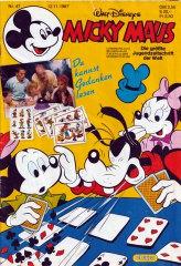 Micky Maus 47/1987 (o. Beilage / Z:2+)