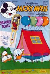 Micky Maus 21/1987 (Z:2)
