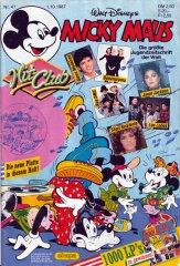 Micky Maus 41/1987 (o. Beilage / Z:1-2)