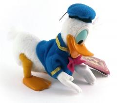 Donald Duck zufassend Figur Stoff/Kunststoff/Filz