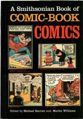 Michael Barrier / Martin Williams: A Smithsonian Book of Comic Book Comics
