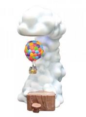 Pixar UP Levitating House Masterpiece Figur (EU-Version)