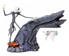Jack & Zero Levitating Masterpiece Figur (EU Version)