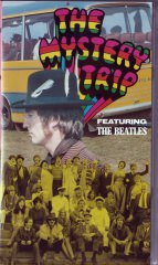 The Mystery Trip Featuring The Beatles. VHS Video in Filmdose