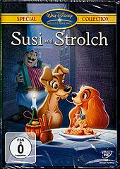 Susi und Strolch (DVD) [Walt Disney Meisterwerke]