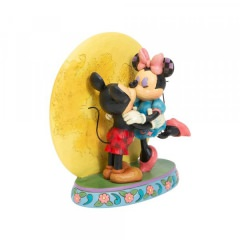 Magic and Moonlight (Mickey and Minnie with Moon Figur)