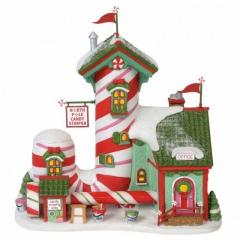 North Pole Candy Striper (UK Version)