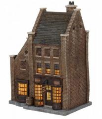 Borgin and Burkes Shop UK Version