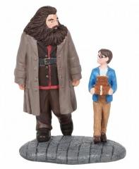 Basic Wizard Supplies (Harry Potter und Hagrid Figur)