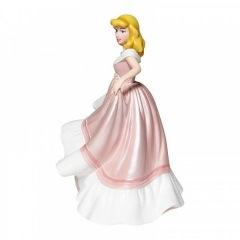 Cinderella in Pink Dress Couture de Force Figur