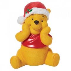 Winnie Puuh Weihnachtsfigur