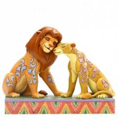 Savannah Sweethearts (Simba and Nala Figurine)