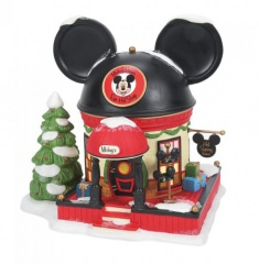 Mickeys Ear Hat Shop