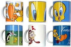Bechersatz Looney Tunes