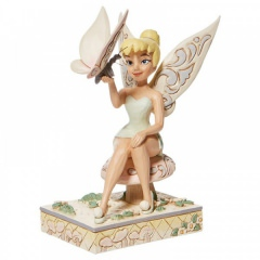 Passionate Pixie - White Woodland Tinkerbell Figur