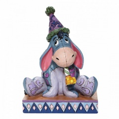 Birthday Blues - I-Aah (Eeyore) with Birthday Hat Figur