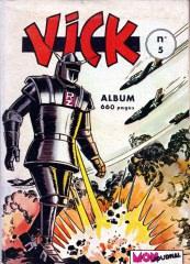 Vick Album nº5 (5 Ausgaben)