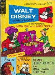 Walt Disney Comics Digest 31