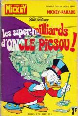 Le Journal de Mickey - Mickey Parade (ancienne série) 912: Les super-milliards doncle Picsou!