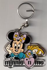 Schlüsselanhänger Minnie n me