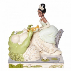 Tiana: Bayou Beauty DISNEY TRADITIONS White Woodland Figur
