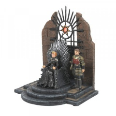 Cersei and Jamie Lannister Figur - Game of Thrones by Dept 56