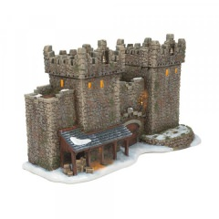 Winterfell Castle - Game of Thrones by Dept 56