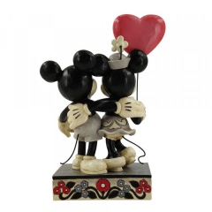 Micky und Minni Love is in the Air Figur