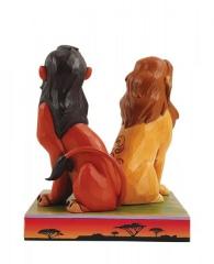 Simba & Scar Proud and Petulant Figur