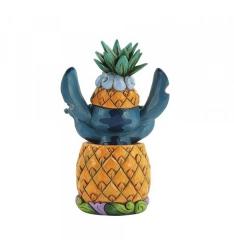 Stitch in der Ananas Pinapple Pal Figur