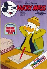Micky Maus 09/1983 (m. Beilage / Z:1-2)