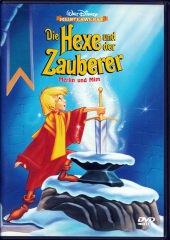 Die Hexe und der Zauberer - Merlin und Mim (DVD) [Walt Disney Meisterwerke]