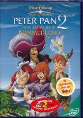 Peter Pan 2 - Neue Abenteuer in Nimmerland (DVD) [Walt Disney Meisterwerke]