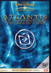 Atlantis - Das Geheimnis der verlorenen Stadt (2 DVDs) [Walt Disney Meisterwerke Deluxe Edition]