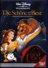 Die Schöne und das Biest (DVD) [Walt Disney Meisterwerke - Special Limited Edition]