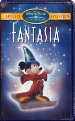 Fantasia (Videokassette, VHS)