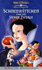 Schneewittchen und die sieben Zwerge (Videokassette, VHS)
