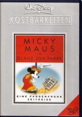 Walt Disney Kostbarkeiten - Micky Maus im Glanz der Farbe 1 (2 DVDs)