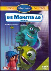 Die Monster AG (DVD) Disney · Pixar Special Collection